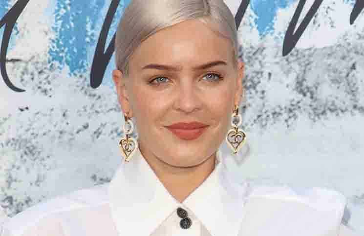 Anne-Marie - Serpentine Gallery Summer Party 2019