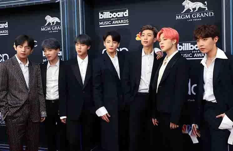 Bangtan Boys - BTS - 2019 Billboard Music Awards