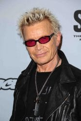 "Billy Idol - ""SHOT! The Psycho-Spiritual Mantra of Rock"" Los Angeles Premiere"