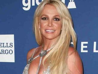 Britney Spears - 29th Annual GLAAD Media Awards