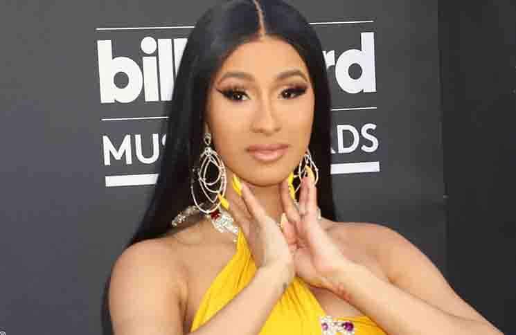 Cardi B - 2019 Billboard Music Awards
