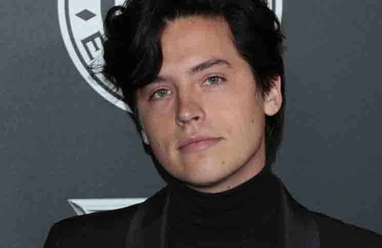 Cole Sprouse - The Art of Elysium