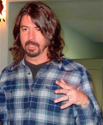 Dave Grohl - Napa Valley Film Festival 2013