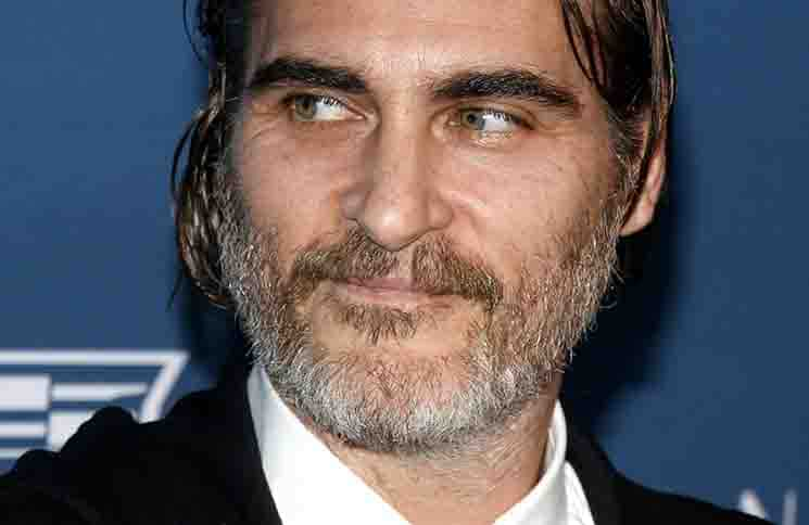 Joaquin Phoenix - The Art Of Elysium's 12th Annual Celebration