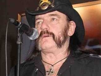 Lemmy Kilmister - 2013 International Consumer Electronics Show