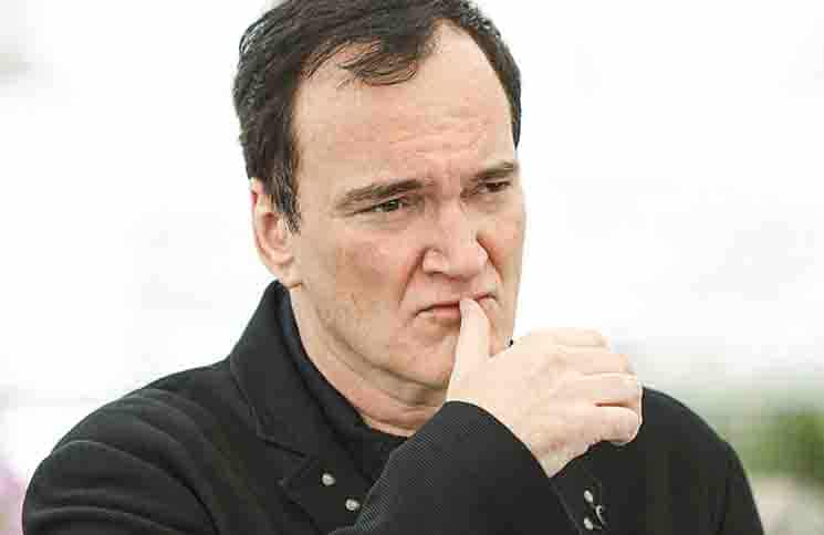 Quentin Tarantino - 72nd Annual Cannes Film Festival