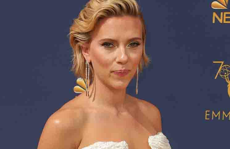 Scarlett Johansson - 70th Annual Primetime Emmy Awards