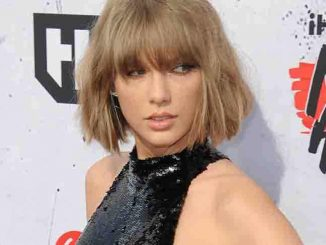 Taylor Swift - 2016 iHeartRadio Music Awards - Arrivals