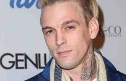 Aaron Carter - 2016 Fashion Tails Adopt A New Attitude