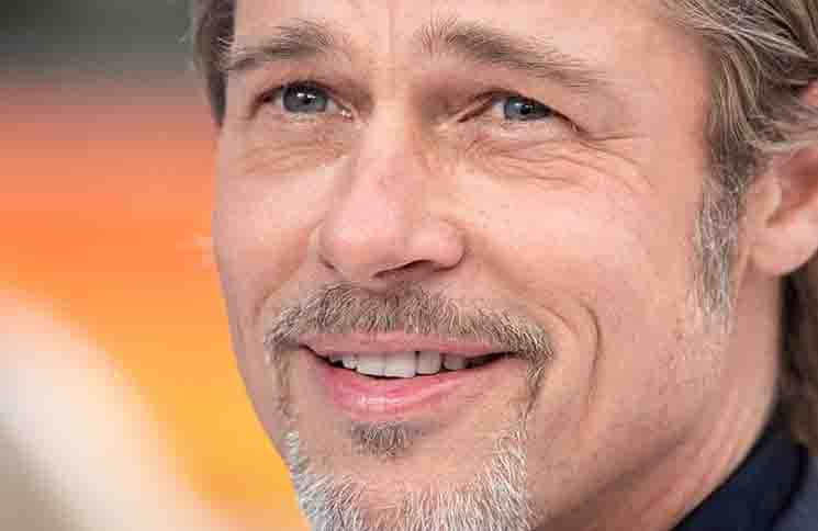 """Brad Pitt - """"Once Upon a Time ... in Hollywood"""" UK Premiere"""