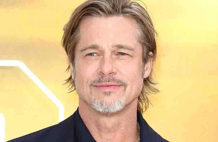 "Brad Pitt - ""Once Upon a Time ... in Hollywood"" UK Premiere - Arrivals"