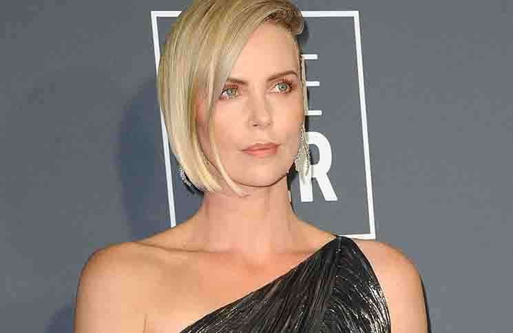 Charlize Theron - The 24th Annual Critics' Choice Awards