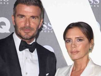 David Beckham, Victoria Beckham - GQ Men of the Year Awards 2019