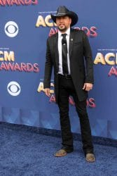 Jason Aldean - 53rd Annual Academy of Country Music Awards (ACM) - Arrivals
