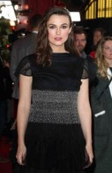 """Keira Knightley - """"The Aftermath"""" World Premiere"""