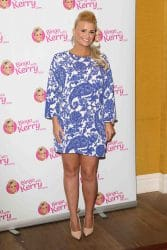"Kerry Katona Launches Her New Venture ""Bingo with Kerry"""