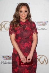 Leah Remini - 29th Annual Producers Guild of America Awards - Arrivals