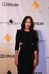 Megan Fox - 55th Annual CAS (Cinema Audio Society) Awards