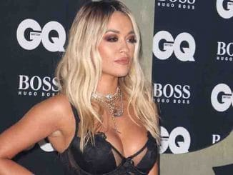 Rita Ora - GQ Men of the Year Awards 2019