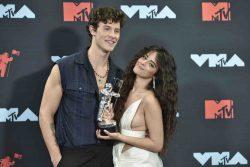 Shawn Mendes & Camila Cabello - 2019 MTV Video Music Awards - Press Room