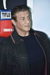 "Sylvester Stallone - ""Creed II"" New York City Premiere - Arrivals"