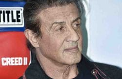 """Sylvester Stallone - """"Creed II"""" New York City Premiere - Arrivals"""