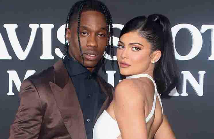 "Travis Scott, Kylie Jenner - Netflix's ""Travis Scott: Look Mom I Can Fly"" Los Angeles Premiere"