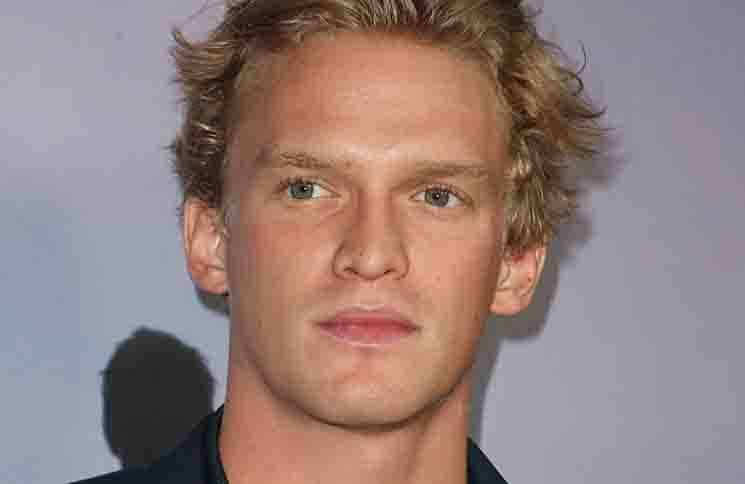 """Cody Simpson - HBO's """"Ice on Fire"""" Los Angeles Premiere"""