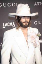 Jared Leto - 2018 LACMA Art+Film Gala Honoring Catherine Opie + Guillermo Del Toro