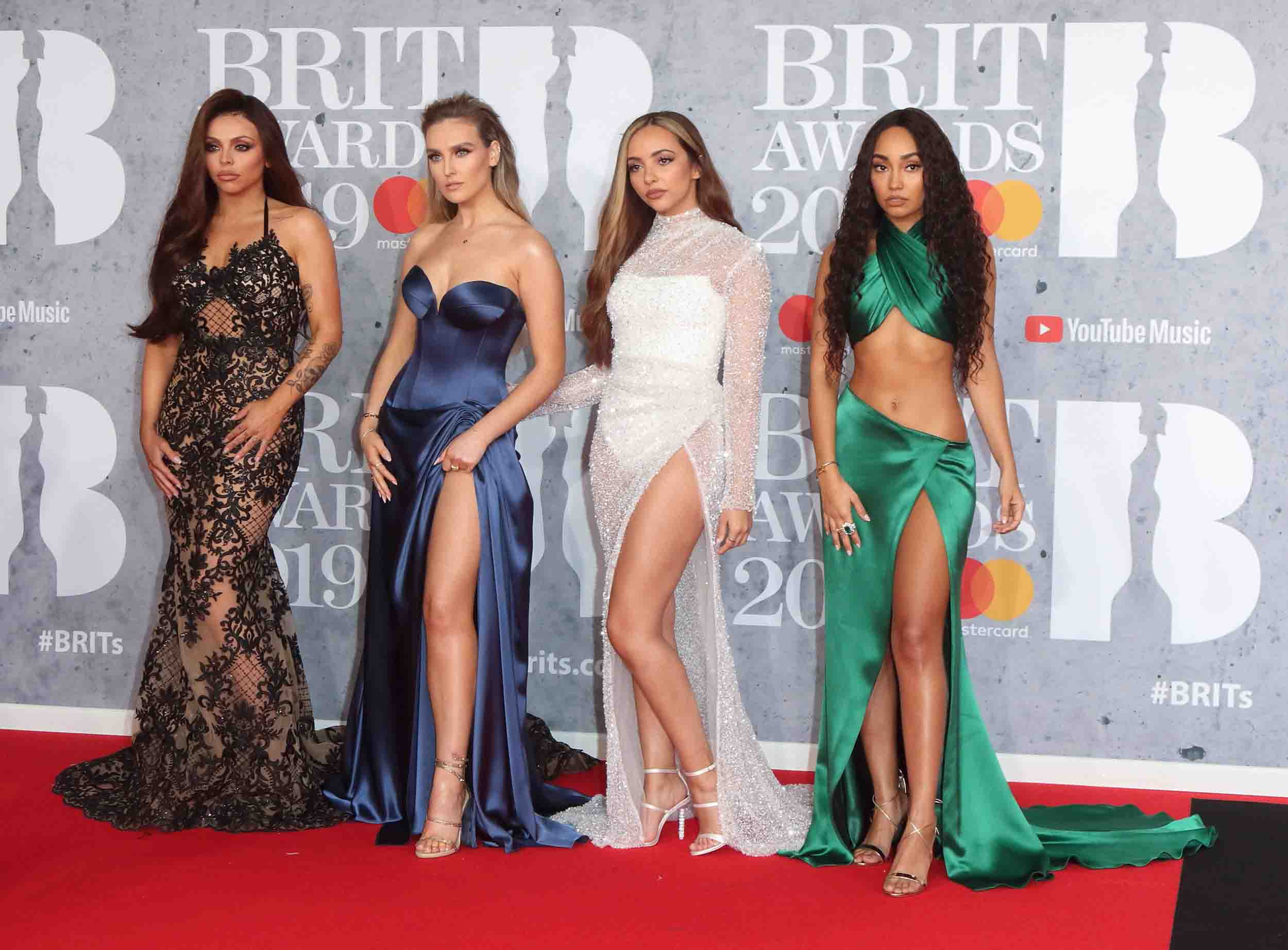 Little Mix - BRIT Awards 2019