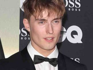 Sam Fender - GQ Men of the Year Awards 2019