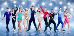 """Die zehn """"Dancing on Ice""""-Prominenten 2019."""
