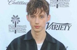 Troye Sivan - 30th Annual Palm Springs International Film Festival Film Awards