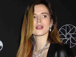 Bella Thorne - On The Record Speakeasy and Club Experience Grand Opening Celebration at Park MGM