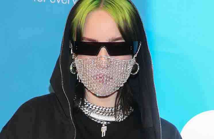 Billie Eilish - 7th Annual UNICEF Masquerade Ball