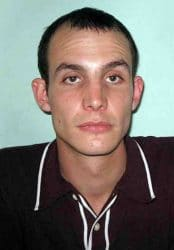 Blake Fielder-Civil Jailed for 27 Months at Snaresbrook Crown Court in London on July 21, 2008