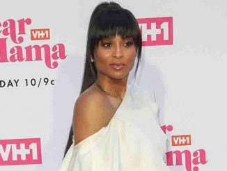 "Ciara - VH1's 3rd Annual ""Dear Mama: A Love Letter to Mom"" - Arrivals"