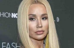 Iggy Azalea - Fashion Nova x Cardi B Collaboration Launch Event