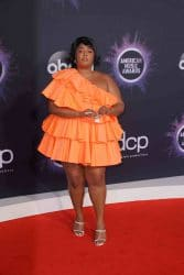 Lizzo - 2019 American Music Awards - Arrivals