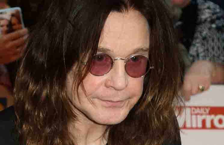 Ozzy Osbourne - Pride of Britain Awards 2015