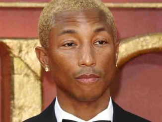 "Pharrell Williams - ""The Lion King"" European Premiere"