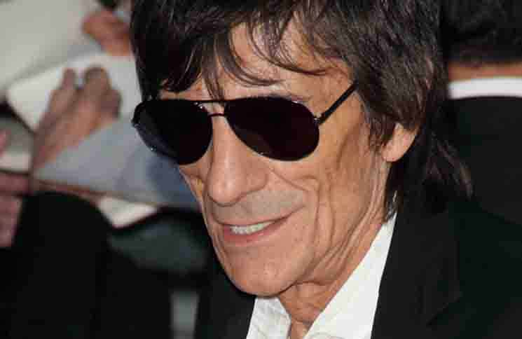 Ronnie Wood - 56th Annual BFI London Film Festival