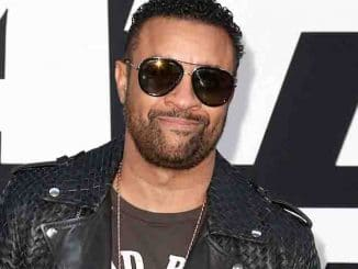 """Shaggy - """"The Fate of the Furious"""" New York City Premiere"""