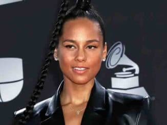 Alicia Keys - 20th Annual Latin Grammy Awards - Arrivals