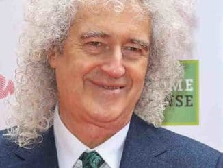 Brian May - The Prince's Trust and TK Maxx with Homesense Awards 2019