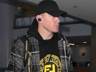 Channing Tatum Sighted at LAX Airport in Los Angeles on February 25, 2019