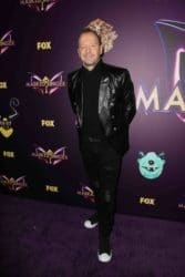 "Donnie Wahlberg - Fox's ""The Masked Singer "" TV Series Premiere Karaoke Event"