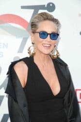 Sharon Stone - Inaugural Janie's Fund Gala & GRAMMY Viewing Party
