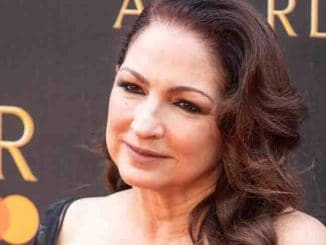 Gloria Estefan - The Olivier Awards 2019 with MasterCard