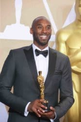Kobe Bryant - 90th Annual Academy Awards - Press Room